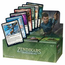 Magic the Gathering - Zendikars Erneuerung Karten Mythic Rare deutsch MtG Cards