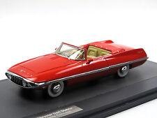 Matrix Scale Models - 1957 Chrysler Dart Diablo Exner Ghia Concept 1/43 limited