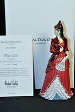 Royal Doulton Hn Icons 5653 Mantilla Porcelain Figurine Nib