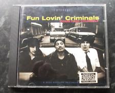 Fun Lovin' Criminals : Come Find Yourself CD (1996) PARENTAL ADVISORY