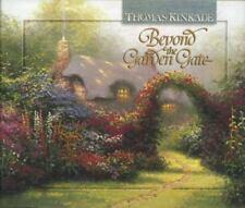 Beyond the Garden Gate hard cover book by Thomas Kinkade