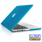 "ULTRA RUBBERIZED HARD MATTE CASE KEYBOARD COVER FOR APPLE MACBOOK PRO 13"" RETINA"