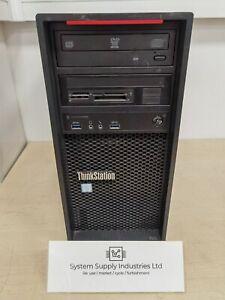 Lenovo P310 - Intel E3-1275 V5@3.60GHz 4C, 16 GB DDR4@2133MHz, 512GB SSD, W10Pro