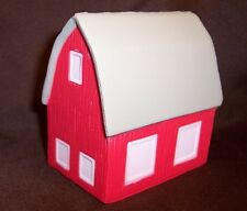 ***BARN***STRESS BALL*** farm farming rural shed storage horse mini toy novelty