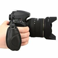 Soft Leather Camera Hand Grip Strap Compatible with Nikon D5000 D5100 D7000 D90