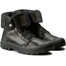Hiking Boots PALLADIUM Baggy Leather 02356001 Black, 13 Size. Brand New