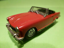 JEM METAL MINIATURES 1:43 MG MIDGET  SPECIAL  - RARE SELTEN  - GOOD CONDITION