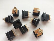 2.1mm panel DC power socket pack of 10pcs £4.50 Z1384
