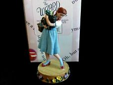 Wizard of Oz Enesco Figure ~ Dorothy & Toto 1999