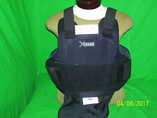 American Body Armor Bullet Proof Vest Level IIIA-XLarg-S GD Cond 2008+FREE PLATE