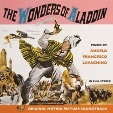 Wonders of Aladdin Soundtrack CD Angelo Francesco Lavignino 19CDW03