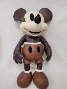 Mickey Mouse Disney Store Memories Plush  Limited Edition 4/12 W/ Tags #841