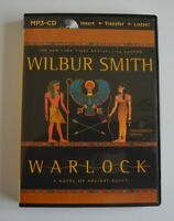 Warlock: A Novel of Ancient Egypt by Wilbur Smith - MP3CD - Audiobook