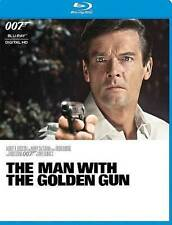 The Man with the Golden Gun (Blu-ray Disc, 2015) James Bond Roger Moore