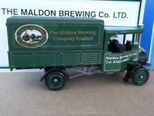 Lledo PV91, Foden Steam Wagon, The Maldon Brewing Company Limited - cert