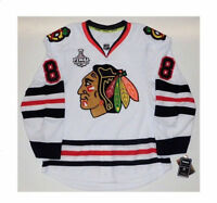 PATRICK KANE CHICAGO BLACKHAWKS 2013 STANLEY CUP REEBOK EDGE AUTHENTIC JERSEY
