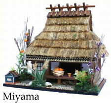 Billy Doll House Miyama Handmade Kit Diorama Traditional Kyotographie Machiya