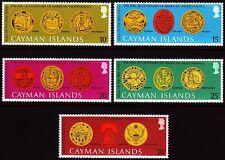 Cayman Islands1976 ** Mi.368/72 Siegel Unabhängigkeit Independence USA [sp145]