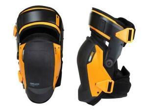 ToughBuilt T/BKPG3 GelFit Fanatic Stabilisation Worksite Lightweight Knee Pads