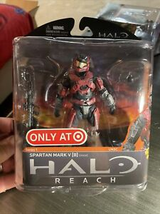 McFarlane Toys Halo Reach Series 1 Spartan Mark V(B) Target Exclusive 2010 New