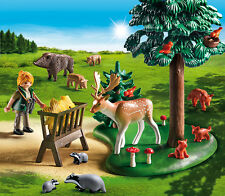 PLAYMOBIL® 6815 Glade with animal feed - NEW 2015 - S&H FREE WORLDWIDE