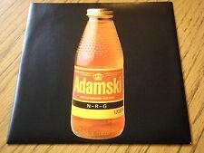 "ADAMSKI - N-R-G  7"" VINYL PS"