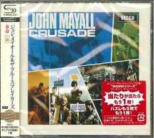 JOHN MAYALL & THE BLUES BREAKERS-CRUSADE-JAPAN SHM-CD BONUS TRACK D50
