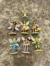 Disney Tinkerbell And Pixie Hollow Friends Fairy Figures Cake Figurines