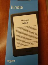 Kindle Paperwhite  8GB eBook Reader con Wi-Fi - Nero