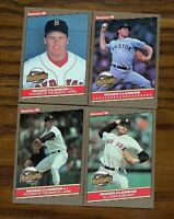 1986 Donruss Highlights Roger Clemens 2nD Year cards - Red Sox
