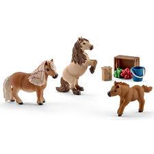 Schleich horse club miniature shetland poney famille figures animales neuf
