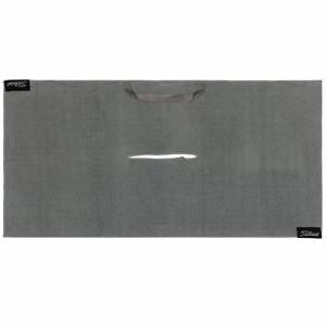 NEW Titleist Golf Players Microfiber Towel - Grey