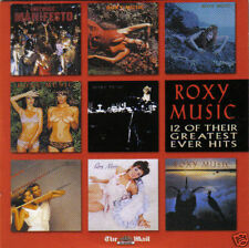 CD CARTONNE (CARD SLEEVE) 12T ROXY MUSIC (BRYAN FERRY) EDITION SPECIALE