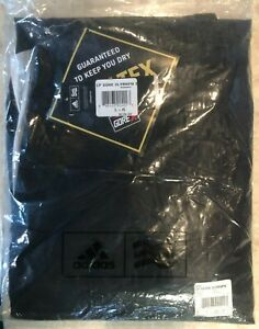 Adidas Golf Gore Pack ClimaProof Rain Pants - Black - Gore-Tex Waterproof