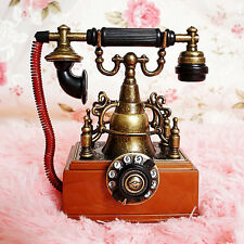 Creative Antique Electronic lighters Telephone Models Favorite Gifts Decoration