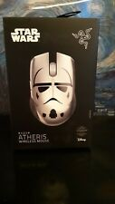 Razer Atheris Ambidextrous Wireless Mouse: StarWars Stormtrooper Limited Edition