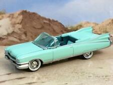 1959 59 Cadillac Eldorado Convertible V8 1/64 Scale Limited Edition N19