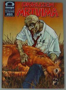 The Walking Dead / The Invincible #03 / Serbia 2005 / Kirkman