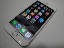 MINT OVERSEAS ONLY FACTORY UNLOCKED APPLE IPHONE 6S 32GB ROSE GOLD 10.1.1 597S