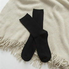 Women Girl Cotton Casual High Sports Socks Design Socks Free Size