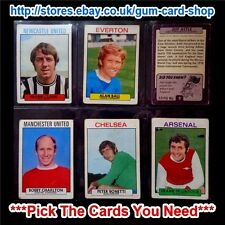 ☆ A&BC 1971 Purple Back 1st Series (FAIR) 1 to 54 *Pick The Cards You Need*