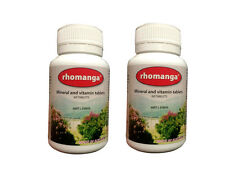 RHOMANGA Tablets [Percys] 2 bottles (60 tablets per bottle
