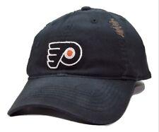 76515002c19 Philadelphia Flyers Reebok ESE50 NHL Distressed Team Logo Hockey Cap Hat  L XL