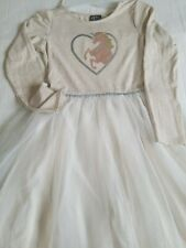 NWT Girls Size 10 Pink & Violet Tutu Dress Oatmeal/Silver Unicorn MSRP $38.00