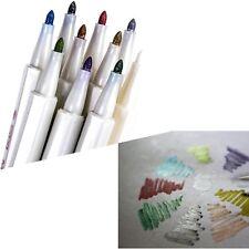 10 Metallic Pencil Set Marker Album Dauber Sketch Water Color Marker Brush Hot