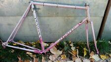 Vintage Mercier road racing bike frameset, Reynolds 531