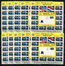 10x Paraguay 1976 Space Raumfahrt Mondbrief Block 279 Postfrisch MNH KW €200