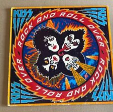 KISS!! ROCK AND ROLL OVER!! ORIG. 1976 VINYL!!!