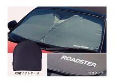 JDM OEM Mazda Roadster ND Sunshade MX-5 MIATA 2015- GENUINE ORIGINAL JAPAN  F/S