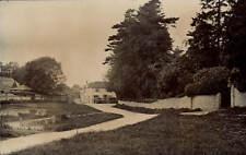 Upham near Bishops Waltham & Eastleigh. Pond.
